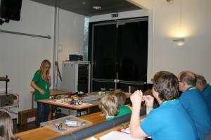 Teknisk presentasjon 2011