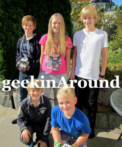 geekinAround lag 2012