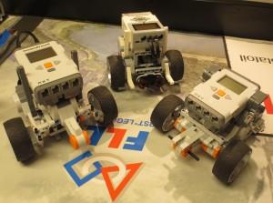 Robotene våre