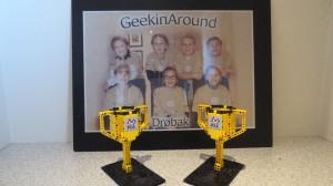 GeekinArounds to førstepriser fra 2013