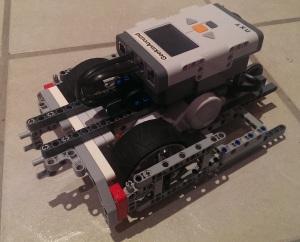 NTX-roboten vår