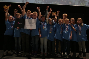 Årets Champions-vinner på Lillestrøm ble GeekinAround